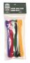 Fascette in Velcro colorate